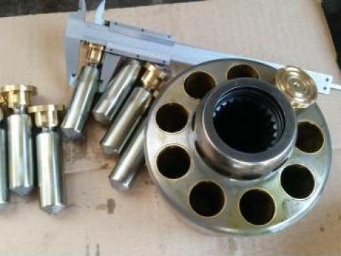 Reparatii pompe hidraulice Rexroth de la Hidraulica Industrial Srl.