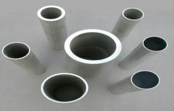 Teava rotunda aluminiu