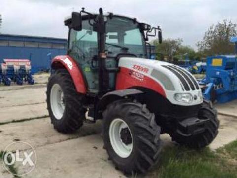 Tractor Steyr 107CP