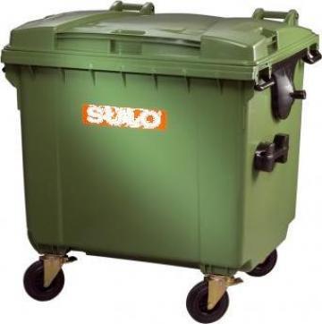 Container plastic Sulo 1100 litri de la Glo Bal Smart