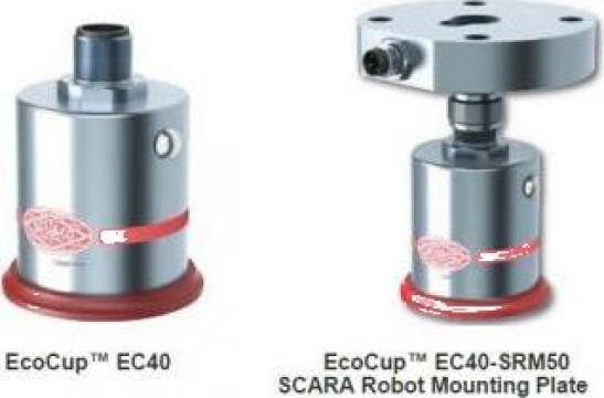 Dispozitiv vacuum fara aer comprimat EcoCup