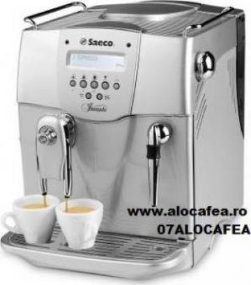 Espressor cafea boabe Saeco de la Express Coffee Services Srl