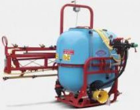Masina de erbicidat purtata Biardzki 600 litri / 12m