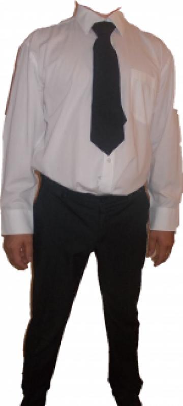 Camasi albe barbati de la Johnny Srl.