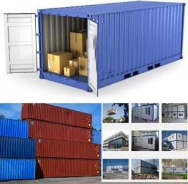 Inchiriere containere birou