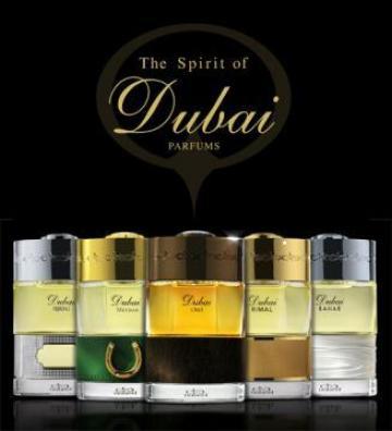 Parfum Spirit Of Dubai de la Nabeel Perfumes