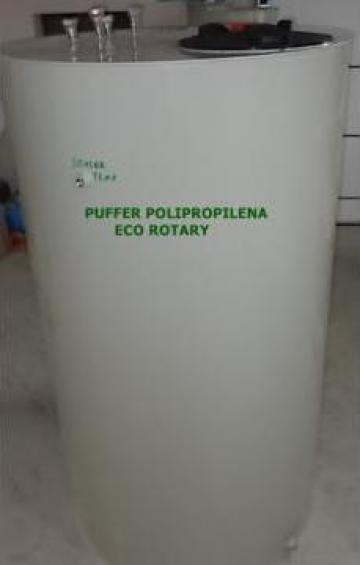 Puffere polipropilena nepresurizate 800 litri