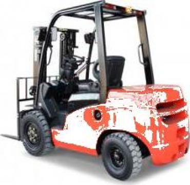 Stivuitor HaBaCD20T8 diesel 2000kg