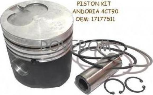 Piston kit Andoria 4CT90, GAZelle, ARO, Lublin, Uaz