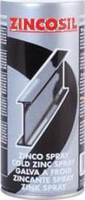 Spray control galvanizare Zincosil pentru sudura