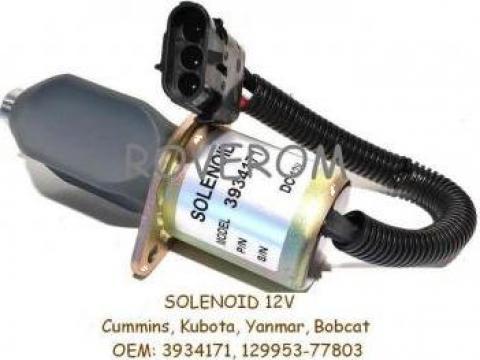 Solenoid 12V Cummins, Bobcat, Kubota, Yanmar