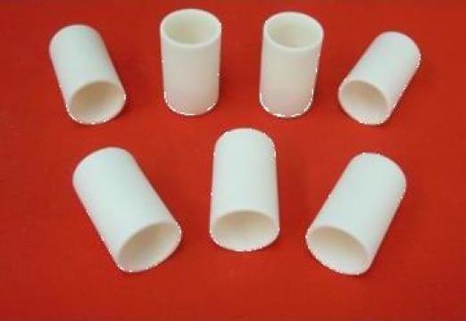 Creuzet cilindric din alumina 99%