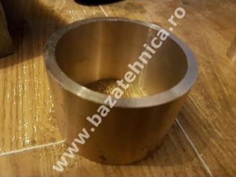 Bucsa bronz CuSn6zn4fi 108 x fi 96 x lugime 70mm de la Baza Tehnica Alfa Srl