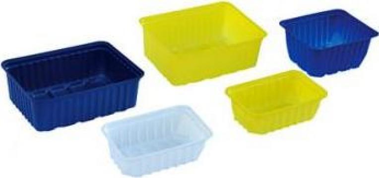 Cutii termoformate din plastic de la Romaflorimex Srl