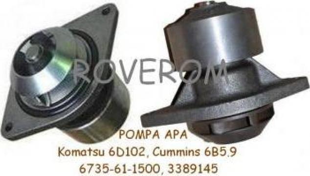 Pompa apa Komatsu 4D102, 6D102, Cummins 4BT, 6BT