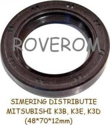 Simering distributie Mitsubishi K3B, K3E, K3D, S3L, S4L