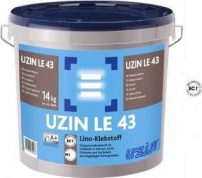 Adeziv puternic pentru linoleum Uzin LE 43