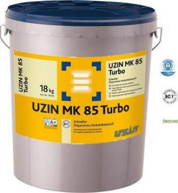 Adeziv ecologic rapid Uzin MK 85 Turbo