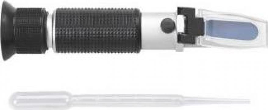 Refractometru determinare zahar din must, nectar de la Gabcors Instruments Srl