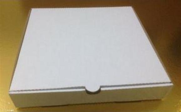 Cutii pizza 68 x 68 de la M & C Packing