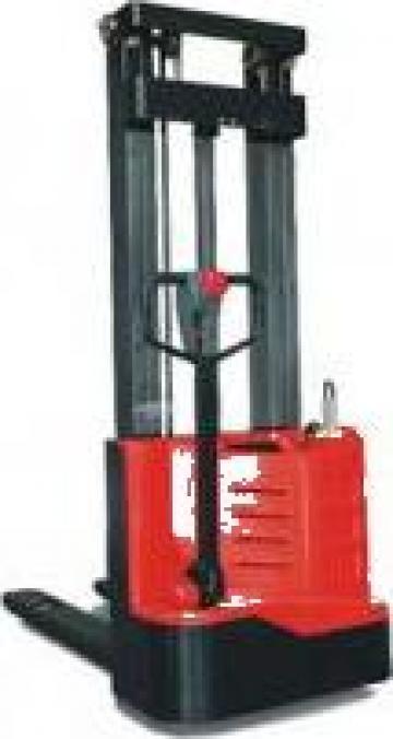 Stivuitor electric pietonal HaBa12ES, 1200kg de la Haba Hallenbausatz