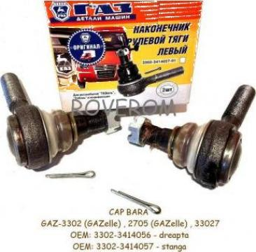 Cap bara Gaz-3302 (Gazelle), GAZ-2705 (Gazelle), GAZ-33027