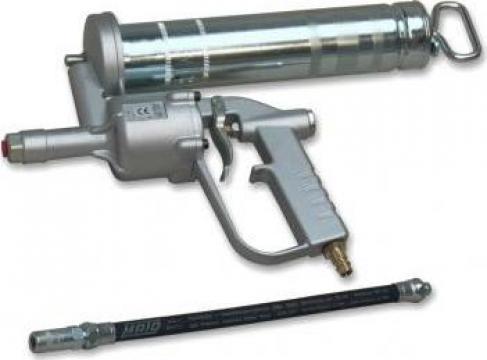 Pistol gresare pneumatic DFO 501 cu furtun de cauciuc 300mm de la Edy Impex 2003