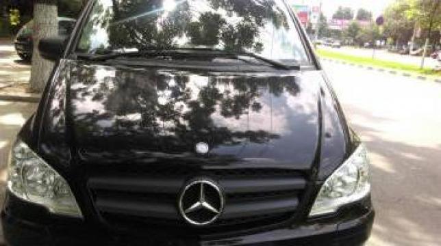 Inchiriere Mercedes Vito 8+1 locuri de la