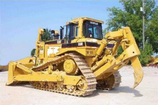 Piese bulldozer Caterpillar D 8 R de la Blumaq Ro Srl
