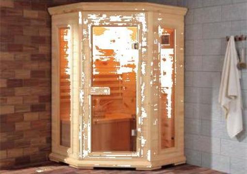 Sauna uscata Mika 1205x1205x2008 mm