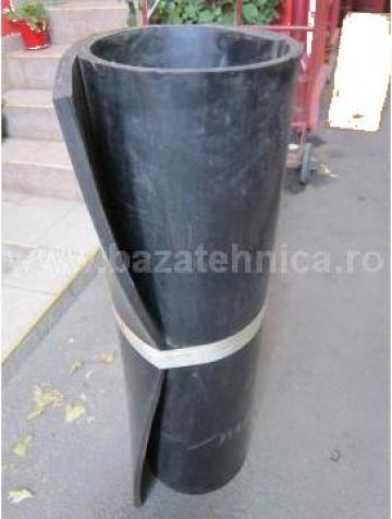 Covor cauciuc cu insertie 15 x 1000x1000 mm de la Baza Tehnica Alfa Srl