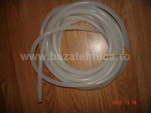 Snur cauciuc siliconic D 12 mm x 10ml de la Baza Tehnica Alfa Srl