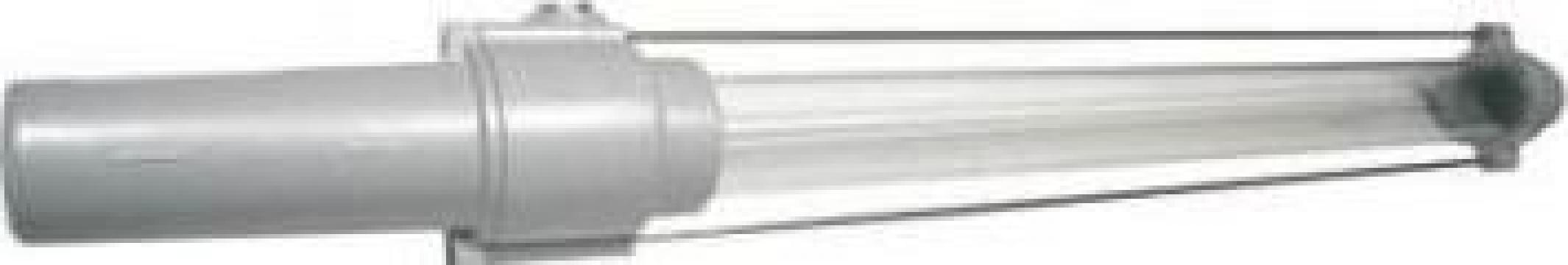 Corp iluminat antiex LED, EVFC, Ex de II C
