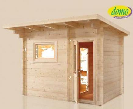 Saune de exterior, de gradina