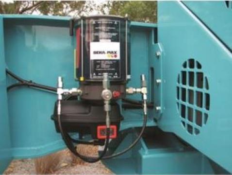 Sistem de lubrifiere centralizat de la Parcon Freiwald Srl