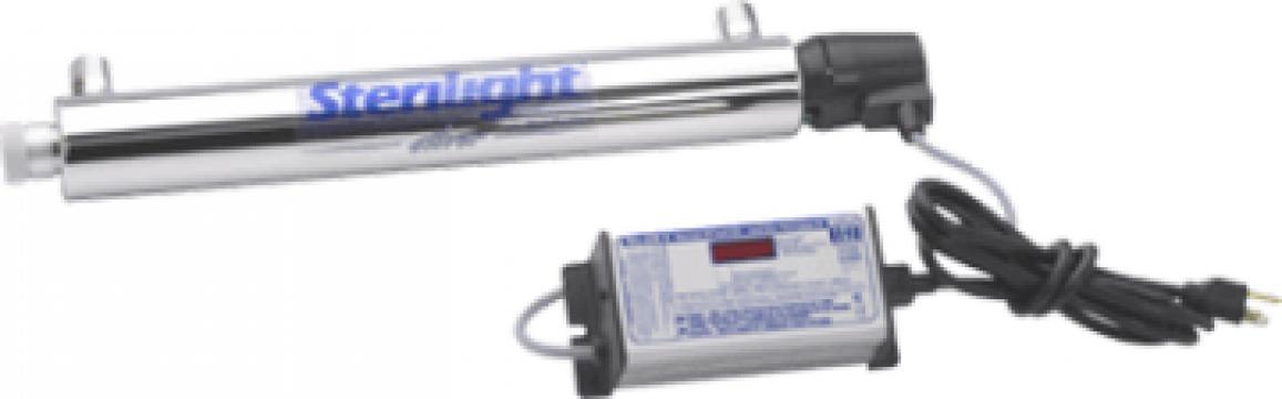 Sterilizator apa cu ultraviolete AW UV Max PRO8 de la Welthaus Srl
