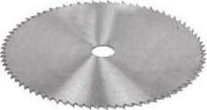 Discuri pt. fierastrau circular din aliaj 0509-078 de la Nascom Invest