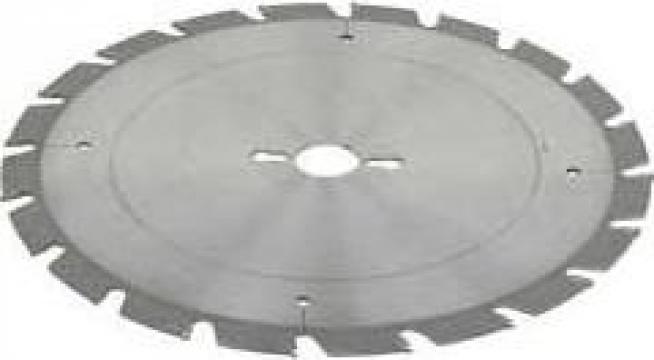 Disc din carbura pt. fierastrau 0529-010 de la Nascom Invest