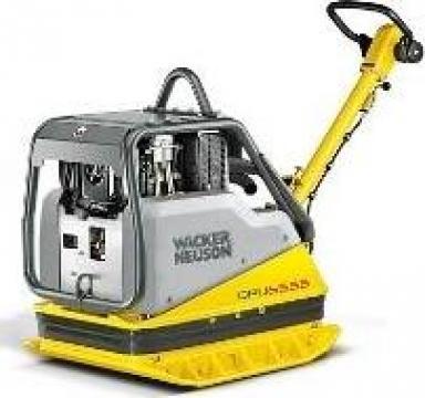 Placa compactoare Wacker Neuson DPU6555H de la Nascom Invest