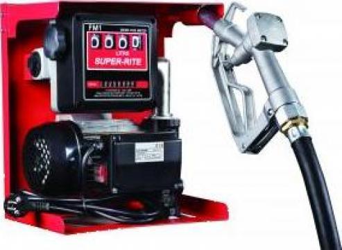 Pompa electrica pentru motorina autoamorsanta