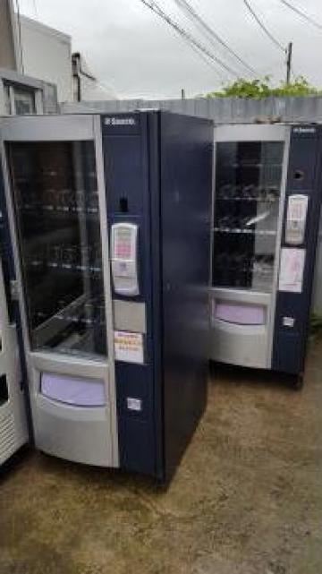 Automate de bauturi reci si snack Saeco BP 36, BP 56