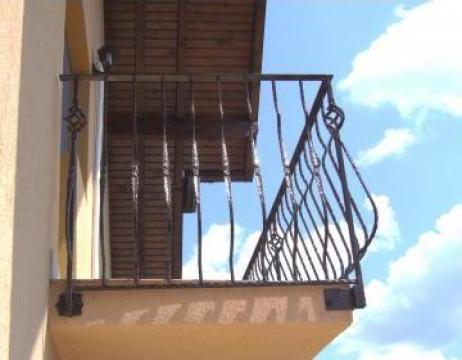 Balcon din fier forjat PO55