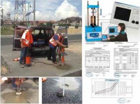 Expertiza calitatea mixturilor asfaltice drumuri