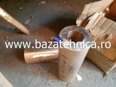 Bucse bronz fi 50 x fi 80 x L 250 mm de la Baza Tehnica Alfa Srl