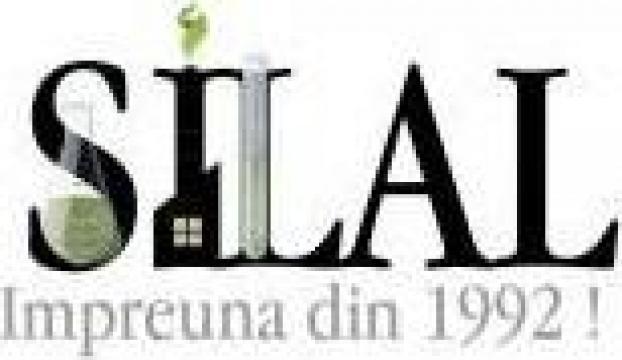 Apa oxigenata 30%, 5l de la Silal Trading Srl