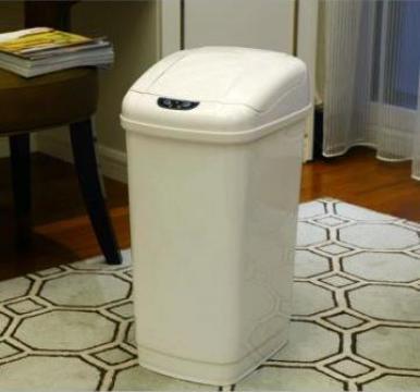 Cos de gunoi cu senzor D 118P dreptunghiular - 18L de la Lili Com International Srl