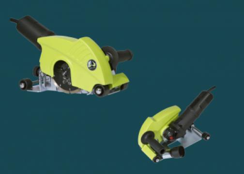 Cutter electric pentru rosturile din sapa EF 135