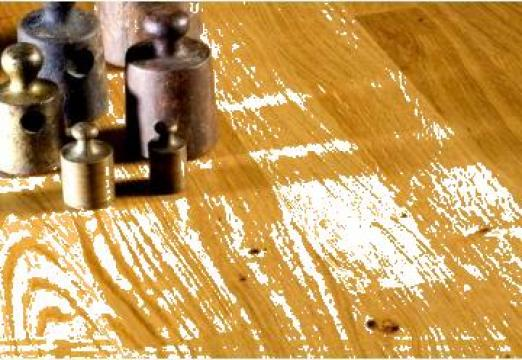Parchet triplustratificat din lemn de stejar
