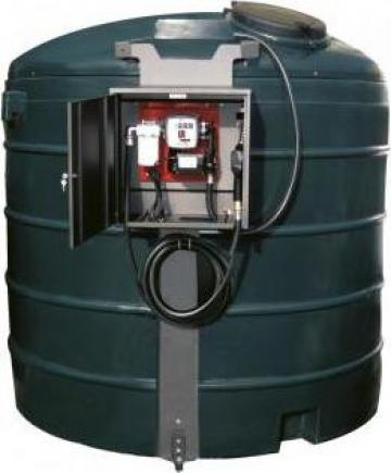 Rezervor PEMD de 5000 L cu statie transfer carburant 230 V de la Edy Impex 2003