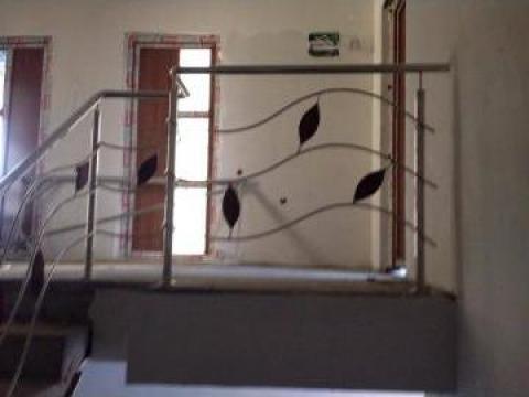 Scara interiora de la Sc Ambient Inox Srl